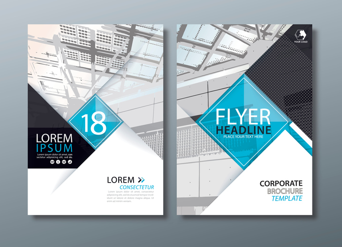 flyers - Cartelería