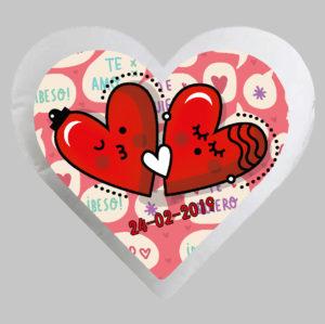 Cojin Corazón CON 300x299 - Cojines de corazón