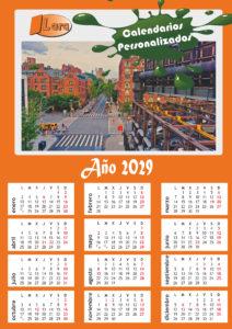 Calendario Lara 212x300 - Regalos personalizados, merchandising