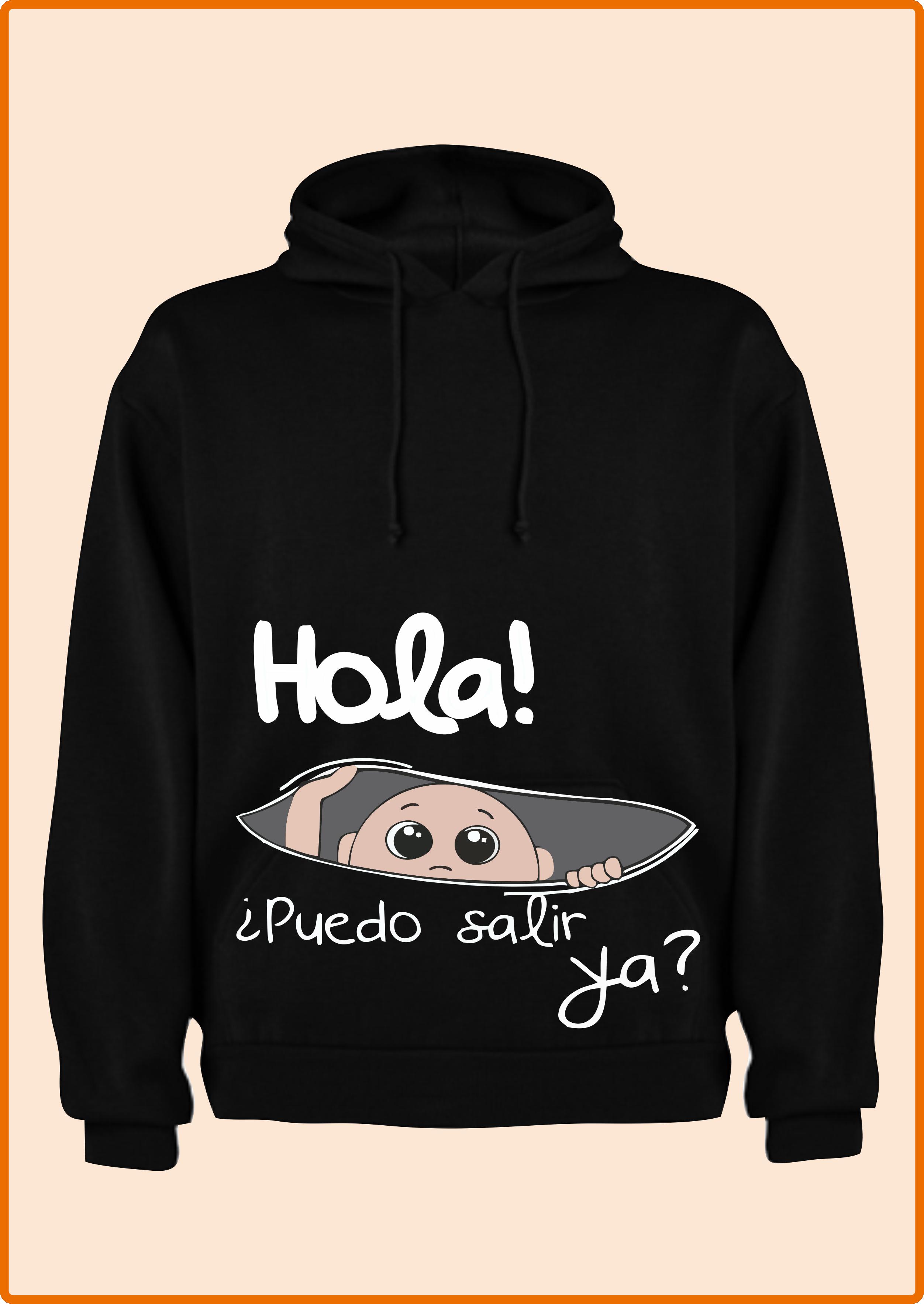 Sudadera Capucha Negra - Estampación de camisetas, sudaderas, equipaciones deportivas