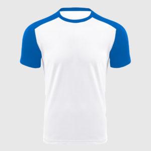 Camiseta Runnig Azul SIN 300x299 - Camiseta running azul