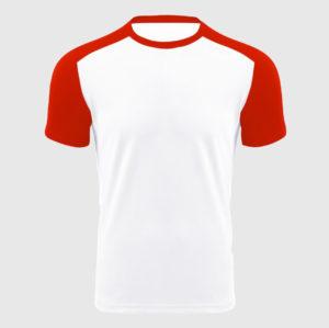 Camiseta Runnig Roja SIN 300x299 - Camiseta running roja