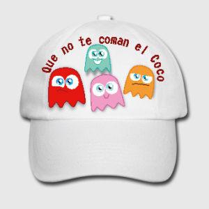 Gorra Blanca CON 300x300 - Gorra